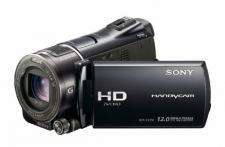 Test Full-HD-Camcorder - Sony HDR-CX550