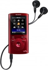 Test MP3-Player bis 50 Euro - Sony NWZ-E384