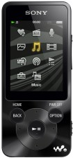 Test MP3 Player - Sony NWZ-E584
