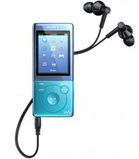 Test Multimedia-Player - Sony Walkman NWZ-E474
