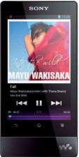 Test Multimedia-Player - Sony Walkman NWZ-F806