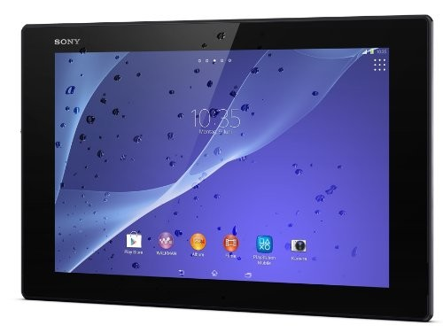 sony xperia tablet z2 tablets im test. Black Bedroom Furniture Sets. Home Design Ideas