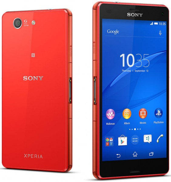 Sony Xperia Z3 Compact Test - 2