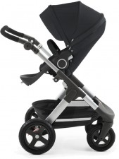 Test Kinderwagen - Stokke Trailz