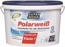 Test Super Nova Polarweiß
