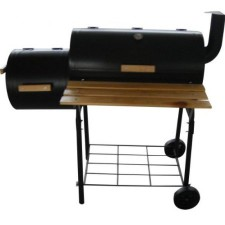 Test Holzkohlegrills - Syntrox Chef Smoker S-2