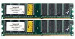 Test DDR2 - TakeMS BD1024TEC915