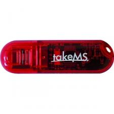 Test USB-Sticks mit 16 GB - TakeMS MEM-Drive Colourline red