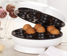 Test Popcake-Maker - Tchibo Cake-Pop-Maker 290448