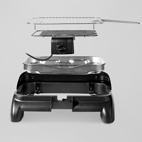 tchibo elektro tischgrill 283163 grillger te im test. Black Bedroom Furniture Sets. Home Design Ideas