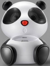 Test Dockingstationen - Tchibo Panda Soundstation