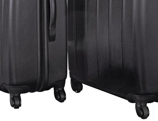 tchibo polycarbonat 304608 koffer im test. Black Bedroom Furniture Sets. Home Design Ideas