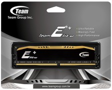 Test DDR4 - Teamgroup Elite Plus 4x4 GB DDR4-2400