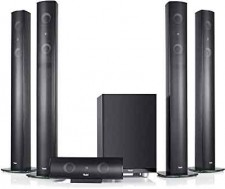 Test Soundsysteme - Teufel LT4 Set L