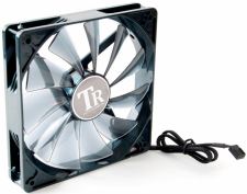 Test Lüfter - Thermalright X-Silent 140
