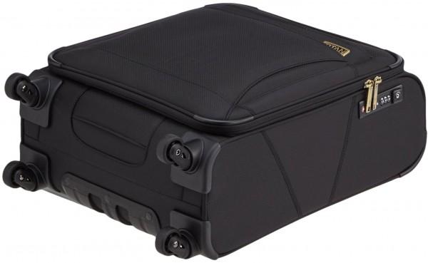 titan royal 4w trolley s koffer im test. Black Bedroom Furniture Sets. Home Design Ideas