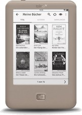 Test eBook-Reader - Tolino Page