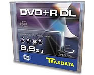 Test DVD-R/+R Double Layer (8,5 GB) - Traxdata DVD+R DL