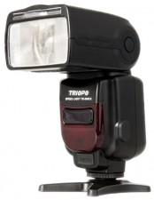 Test Aufsteckblitze - Triopo Speed Light TR-586EX