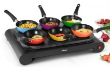 Test Mini-Wok-Sets - Tristar BP-2973
