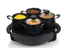Test Mini-Wok-Sets - Tristar BP-2981