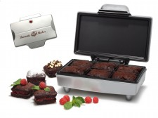 Test Muffin-Maker & Co. - Tristar Brownie Maker SA-1125