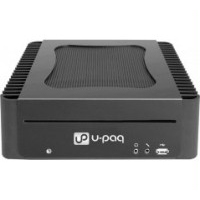 Test Media Center PC - u-paq fab 2.0