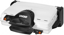 Test Elektrogrills - Unold Contact Grill Plus 58590