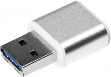 Test USB-Sticks mit USB 3.0 - Verbatim Store'n'Go Mini Metal