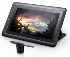 Test Grafiktabletts - Wacom Cintiq 13HD