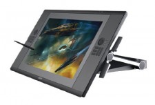 Test Grafiktabletts - Wacom Cintiq 24HD