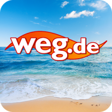 Test Reisebuchungs-Apps - Weg.de App