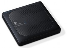 Test externe Festplatten (ab 2,5 Zoll) - Western Digital MyPassport Wireless Pro