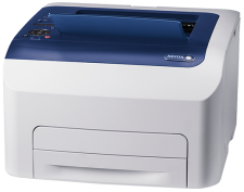 Test Laserdrucker - Xerox Phaser 6022