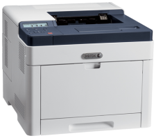 Test Laserdrucker - Xerox Phaser 6510DN