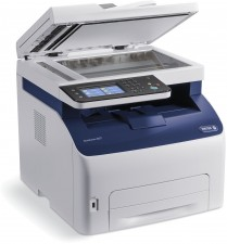 Test Farb-Laserdrucker - Xerox WorkCentre 6027