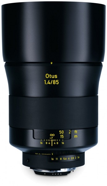 Zeiss Otus 1,4/85 mm Test - 1