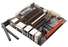 Test Mini-ITX Mainboards - Zotac E2-1800-ITX Wifi