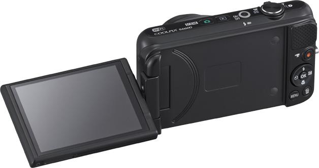 nikon coolpix s6600 digitalkameras im test. Black Bedroom Furniture Sets. Home Design Ideas
