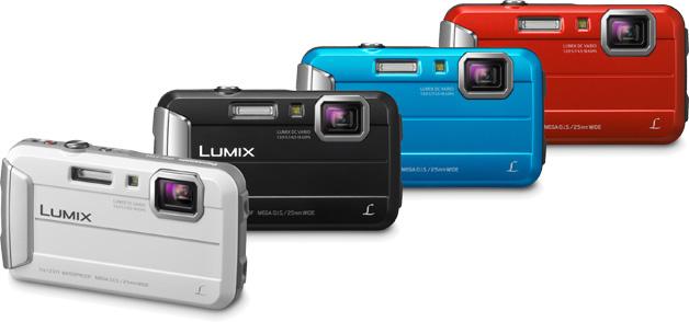 Αδιάβροχη φωτογραφική μηχανή: Aπόλυτο gadget!
