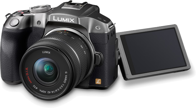 panasonic lumix dmc g6 systemkameras im test. Black Bedroom Furniture Sets. Home Design Ideas