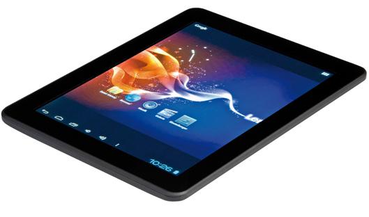 lenco tab 9701 tablets im test. Black Bedroom Furniture Sets. Home Design Ideas