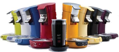 philips senseo viva caf hd7825 kaffeepadmaschine. Black Bedroom Furniture Sets. Home Design Ideas