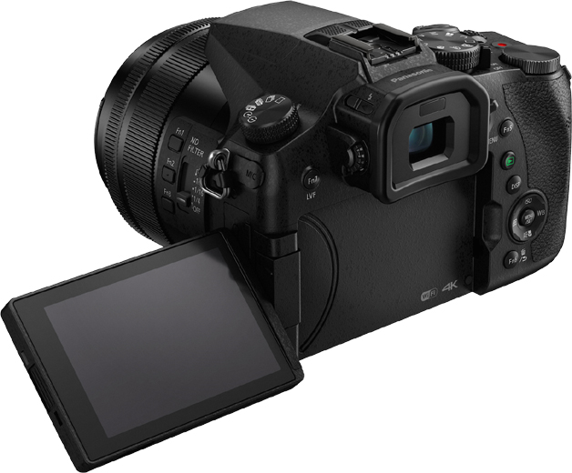 Panasonic Lumix DMC-FZ2000 Bedienung