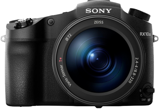 Sony RX10 III Front