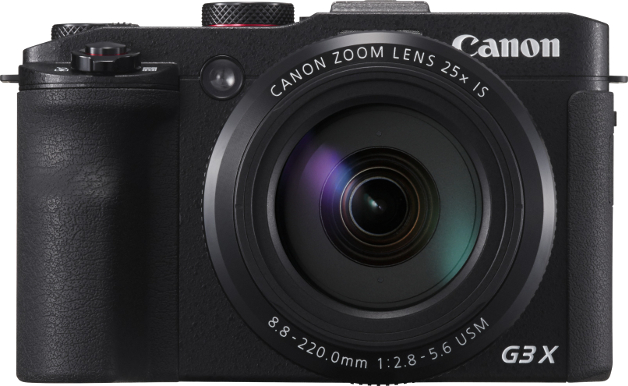 Canon PowerShot G3 X Front