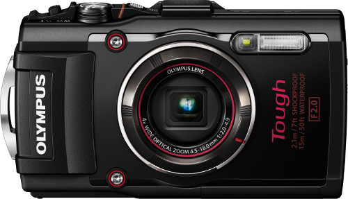 Olympus Tough TG-4 schwarz