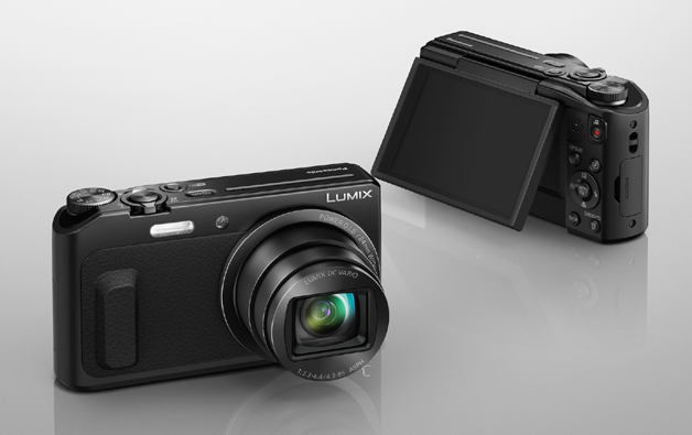 Panasonic Lumix DMC-TZ58 Klappdisplay