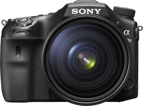 Sony Alpha 99 II Front