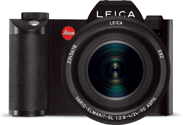 Leica SL Front